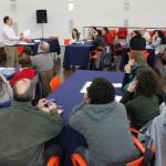 Se realizó un taller sobre el método POGIL para docentes