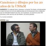Los 20 años de la UNSAM en Clarín Zonal San Martín