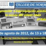 Taller de Normas IEC 60601-2005 Tercera Edición