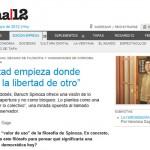 Entrevista a Diego Tatián en Página 12