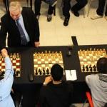 Finalizaron los Torneos Nacionales Universitarios de Ajedrez y Natación