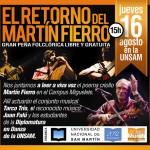 El retorno del Martín Fierro