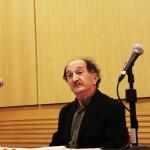 Tomás Pollán dio una clase magistral en el Campus Miguelete