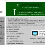 Congreso Internacional de Salud y Actividad Física