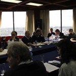 Se realizó la séptima reunión del año del Consejo Superior