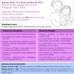 1° Encuentro Argentino de Puericultura y Crianza para la promoción de la Salud