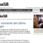 Marcelo Cavarozzi en diálogo con Rosario/12
