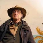 Walter Tournier y Geraldo Sarno, en el festival de cine de la UNSAM