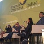 Anfibia, la revista de la UNSAM, en el Encuentro de Nuevos Cronistas de Indias 2