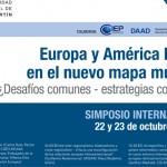 Segunda jornada del Simposio sobre Europa y América Latina