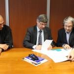 La UNSAM firmó un convenio de cooperación con la Universidad de Tel Aviv