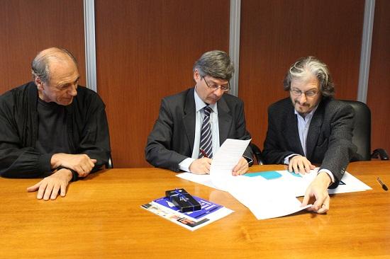Convenio entre UNSAM y la Universidad de Tel Aviv