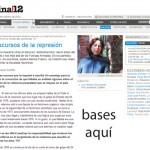 Entrevista a Marina Franco en Página 12