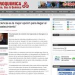 Salvador Gil en Petroquímica, petróleo, gas & química
