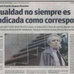 Entrevista a Jaques Rancière en Tiempo Argentino