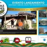 Las Flores presentó su web oficial de Turismo