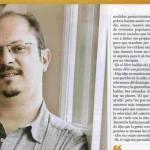 Alejandro Grimson en revista El guardián