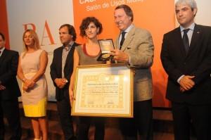 Erika Francescon, mejor promedio de UNSAM en 2012