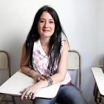 """Egresó la primera licenciada en Administración Pública: """"Quiero aportar para una sociedad más igualitaria"""""""