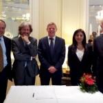 La UNSAM firmó un acuerdo con la Universidad de Leeds