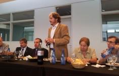 Lino Barañao y Carlos Ruta