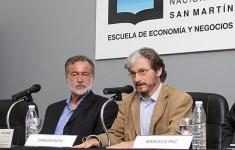 Rafael Bielsa y Carlos Ruta