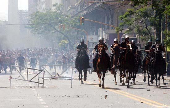Día Nacional contra la Violencia Institucional