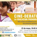 """Cine Debate: """"La educación prohibida"""""""