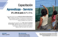 Capacitación Aprendizaje Servicio