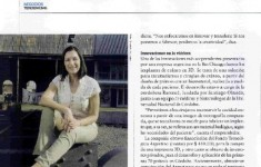 Élida Hermida - Biomatter UNSAM