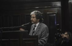 Carlos Ruta en la Corte Suprema
