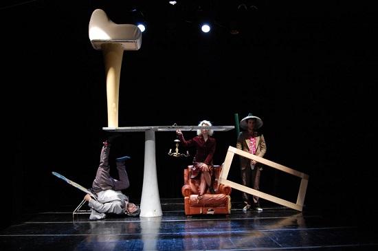 Ciclo de Artes Circenses de la UNSAM