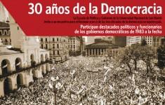 30 años democracia