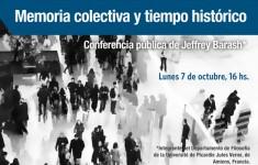 Conferencia pública de Jeffrey Barash en el Campus