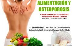 Alimentación y osteoporosis
