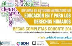 Nuevo Diploma DDHH