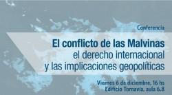 El conflicto de las Malvinas