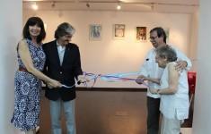 Carlos Ruta y Jorge Lamadrid Mascaró inauguraron la Cátedra José Martí