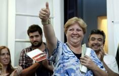 La ganadora, Silvina Prieto