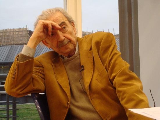 Juan Gelman en la UNSAM