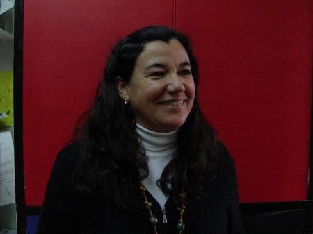 Geraldine Charreau, directora de la Especialización en Tecnología y Gestión de la Seguridad Contra Incendios – INCALIN