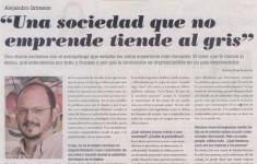 La Nacion Alejandro Grimson