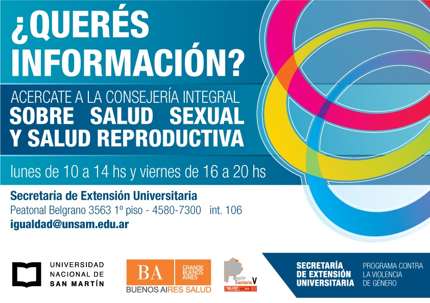 Oradores sobre salud sexual
