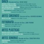 Últimos días de inscripción para los talleres del Instituto de Artes Mauricio Kagel
