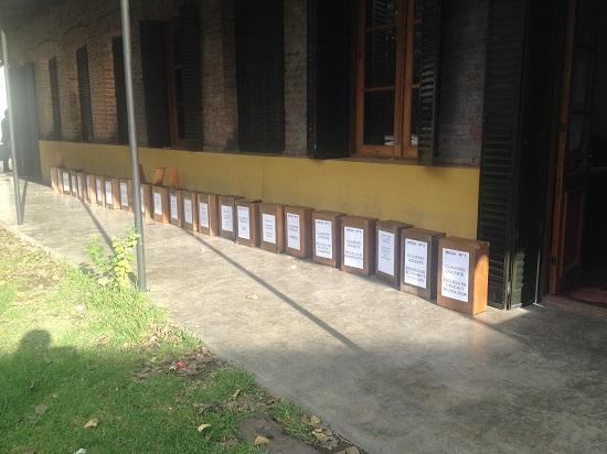 Elecciones en la UNSAM