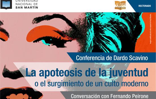 Conferencia de Dardo Scavino