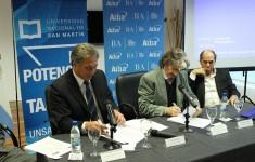 """El titular de ARBA disertó sobre """"Gestión Tributaria y Nuevas Tecnologías"""""""