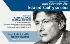Círculo de Estudios sobre Edward Said