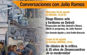 Conversaciones con Julio Ramos