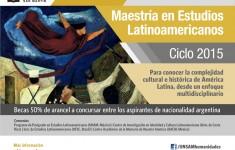 Flyer Estudios Latinoamericanos 2